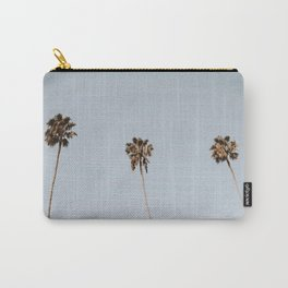 Three Palm Trees II Carry-All Pouch