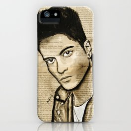 Bruno iPhone Case