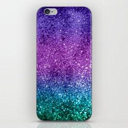 Unicorn Girls Glitter #10 #shiny #decor #art #society6 iPhone Skin