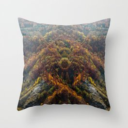 Riflessione 1 - Dreamscape Throw Pillow