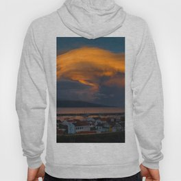 Storm Over Pico Hoody