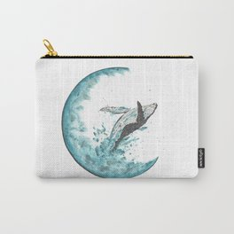 Sea Moonlight Carry-All Pouch