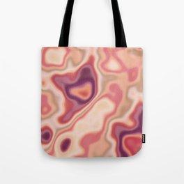 Fractal Marble Tote Bag