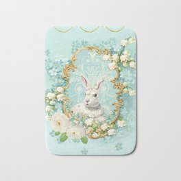 The White Rabbit Bath Mat