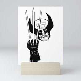 Let's go bub! Mini Art Print