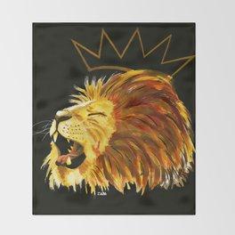 KING Throw Blanket