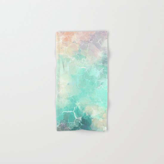 Marble #society6 Hand & Bath Towel