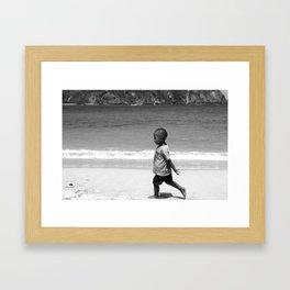 Children of Bali #2 Framed Art Print