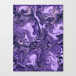 Ultra Purple Canvas Print