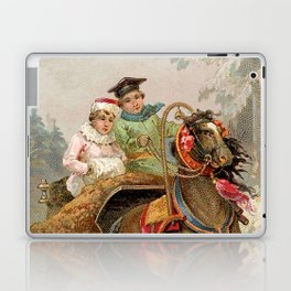 Horse and Couple Laptop & iPad Skin