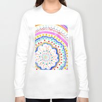 artsy Long Sleeve T-shirts featuring Artsy Fartsy by Peach Preserves
