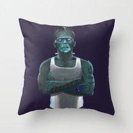 Guilty By Association Throw Pillow