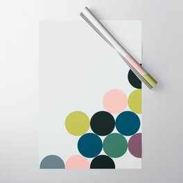 cluster || chill Wrapping Paper