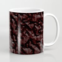 chocolate Mugs featuring Chocolate by Maxvision