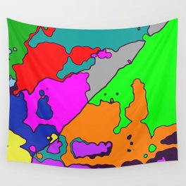 Ant Wars Wall Tapestry