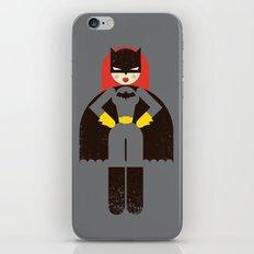 Batwoman iPhone & iPod Skin