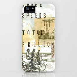 Total Freedom iPhone Case