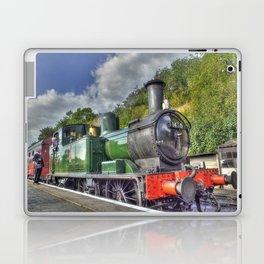 Steam Train at Bewdley Laptop & iPad Skin