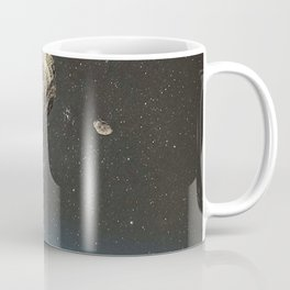 Summer with a Chance of Asteroids Coffee Mug