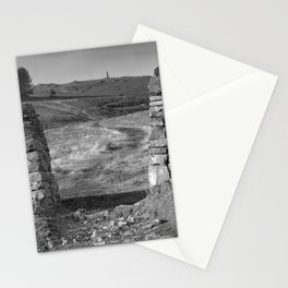 Pathway To A Memorial Stationery Cards