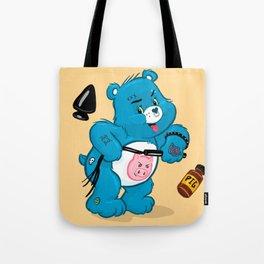 Dirty Bear Tote Bag