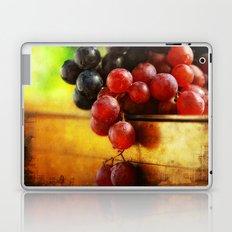 Autumn Grapes Laptop & iPad Skin