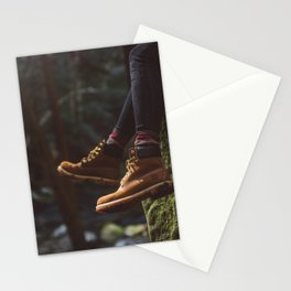 Footwork Stationery Cards