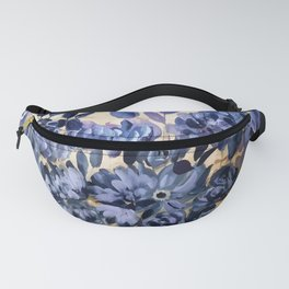 Bluey Floral Fanny Pack