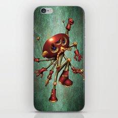 Späce äce iPhone & iPod Skin