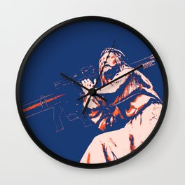Rocket Propelled Christ - Who WOuld Jesus Blow Up Wall Clock