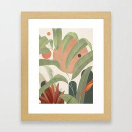 Elegant Shapes 22 Framed Art Print