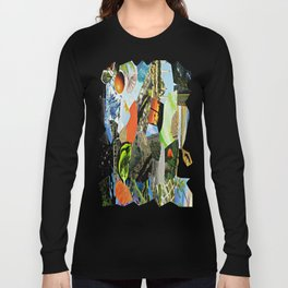 Collage 5 Long Sleeve T-shirt