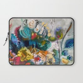 Essence of the Bouquet Laptop Sleeve