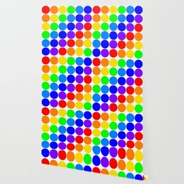 Roy G. Biv color chart Wallpaper