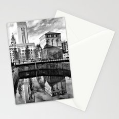 Liverpool Reflection Stationery Cards