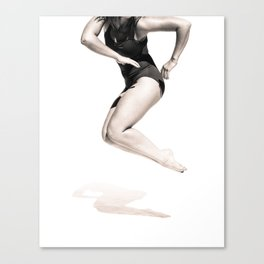 Tanisha - Dancer Series 2 Canvas Print