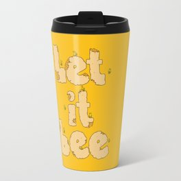 Let It Bee Travel Mug