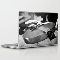 banjo Laptop & iPad Skins featuring Banjo by KimberosePhotography