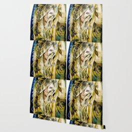 Golden Collar Wallpaper