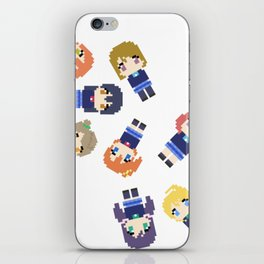 Muse Pixel iPhone Skin