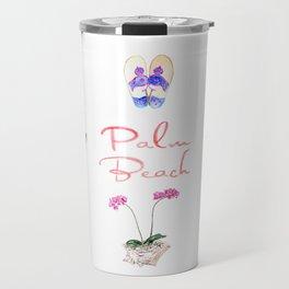 PALM BEACH Travel Mug