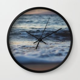 Seafoam Wall Clock