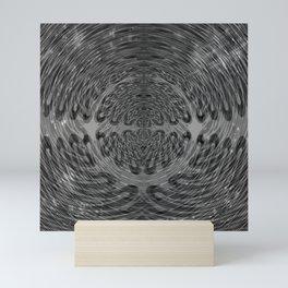 The launching Mini Art Print