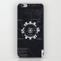 interstellar iPhone & iPod Skins featuring Interstellar by Noble-6