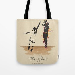 """""""The Shot"""" Kyrie Tote Bag"""
