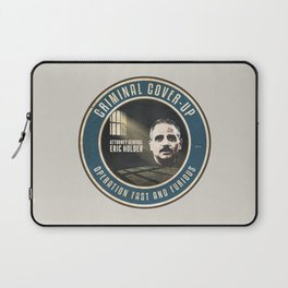 Fast And Furious Cover Up Laptop Sleeve