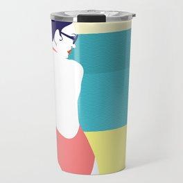 pool Travel Mug