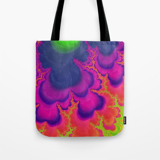 Trippy Tote Bag