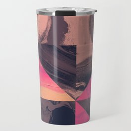 Triangular Magma Travel Mug