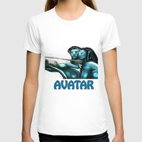 avatar T-shirts featuring Avatar by Dano77